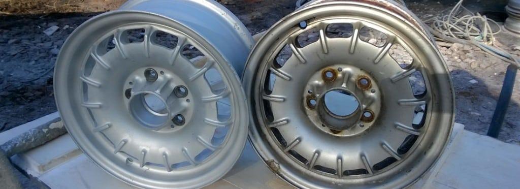 wheel restoration