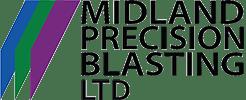 Midland Precision Blasting Ltd Logo
